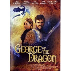 George And The Dragon (solo disco) DVD USATO