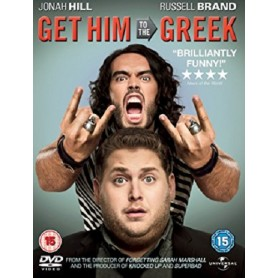Get Him to the Greek (solo disco) DVD USATO