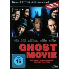 Ghost Movie (solo disco) DVD USATO