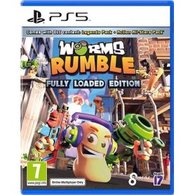 Worms Rumble - Fully Loaded Ed. PS5
