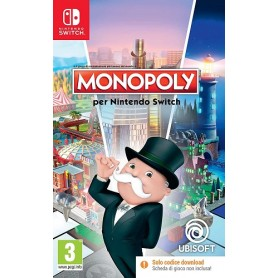 Monopoly Code in Box Switch