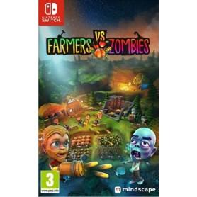 Farmers vs Zombies Switch