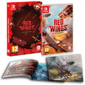 Red Wings: Aces of the Sky - Baron Ed.Switch