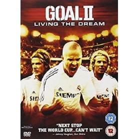 Goal II - Vivere un sogno (solo disco) DVD USATO