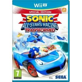 SONIC All Stars RacingTransformed WIIU USATO