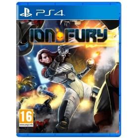 Ion Fury PS4 USATO