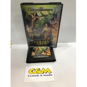 GOLDEN AXE II SEGA Mega Drive USATO