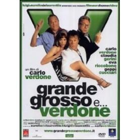 Grande, grosso e Verdone (solo disco) DVD USATO