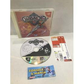 GRANDIA II DC jap USATO