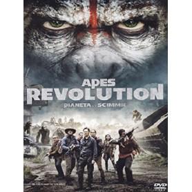 Apes Revolution (solo disco) DVD USATO