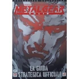 Guida Strategica ufficiale Italiana Metal Gear Solid (Nuova)