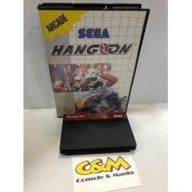 HANGON Sega Master System PAL USATO