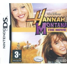 Hannah Montana The Movie DS USATO