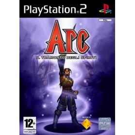 Arc:Il Tramonto Degli Spiriti PS2 - USATO