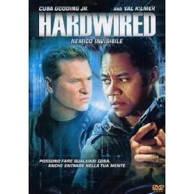 Hardwired - Nemico invisibile (solo disco) DVD USATO