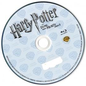 Harry Potter i doni della morte (solo disco) Bluray USATO