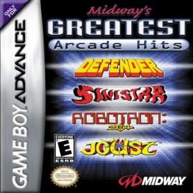 Arcade's Greatest Hits + Istruz. GBA (solo cartuccia) USATO