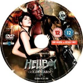 HELLBOY (solo disco) DVD USATO
