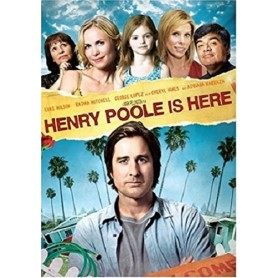 Henry Poole Is Here (solo disco) DVD USATO