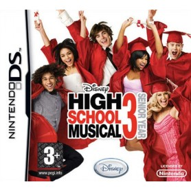 HIGH SCHOOL musical 3-DS PAL USATO