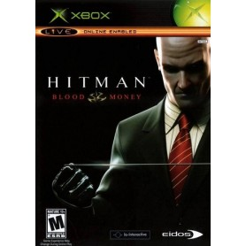 HITMAN blood money (pal) XBOX