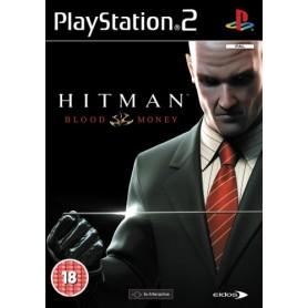 HITMAN Blood Money (pal/uk) PS2