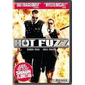 Hot Fuzz (solo disco) DVD USATO