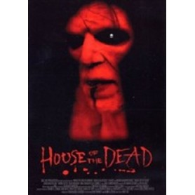 House Of The Dead 2- (solo disco) DVD USATO