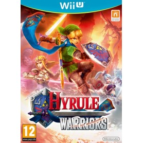 Hyrule warriors WII-U - USATO