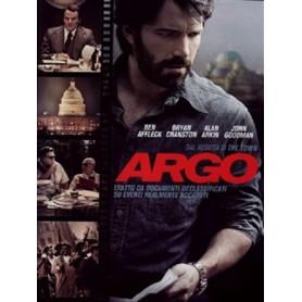 Argo (solo disco) DVD USATO