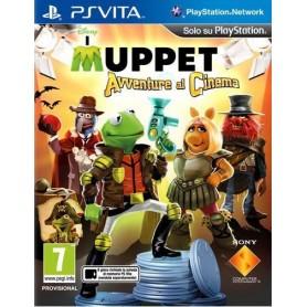 I Muppet: Avventure al Cinema PSV