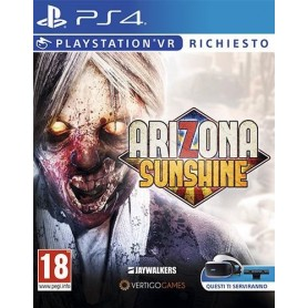 Arizona Sunshine PS4 USATO