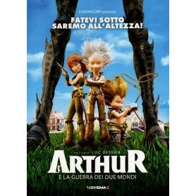 Arthur e la guerra dei due mondi (solo disco) DVD USATO
