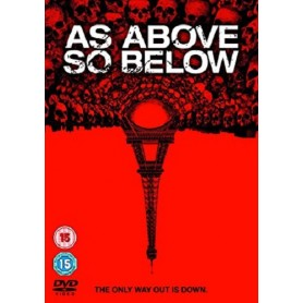As Above, So Below (solo disco) DVD USATO