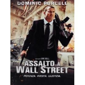 Assalto a Wall Street (solo disco) DVD USATO
