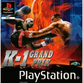 K1 GRAND PRIX (pal/import) PSX USATO