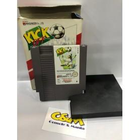 KICK Off Nintendo NES pal USATO