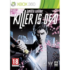 KILLER IS DEAD X360 - USATO