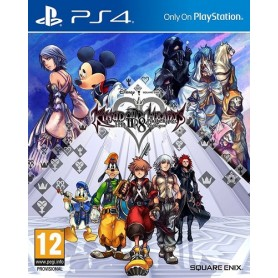 Kingdom Hearts HD 2.8 Final Chapter PS4