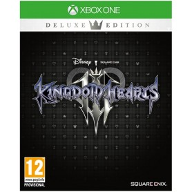 Kingdom Hearts III (Deluxe Edition) XONE