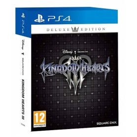Kingdom Hearts III - Deluxe Edition PS4
