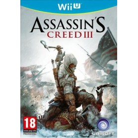 Assassin's Creed III WII-U - USATO
