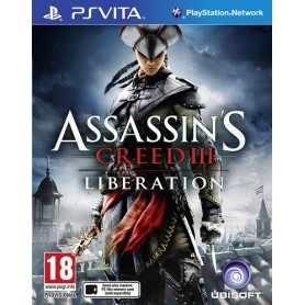 Assassin's Creed III: Liberation PSV