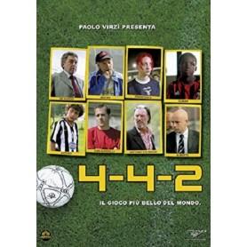 4 -4-2 Il Gioco Più Bello del Mondo (solo disco) DVD USATO