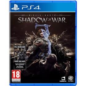 La Terra di Mezzo Ombra della Guerra PS4