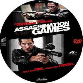 ASSASSINATION GAMES (solo disco) DVD USATO