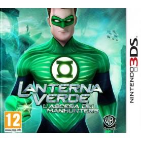Lanterna Verde 3DS -USATO