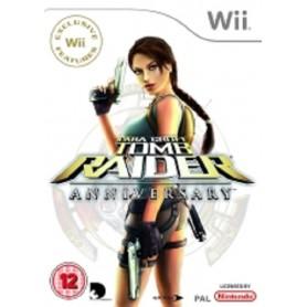 Lara Croft Tomb Raider: Anniversary WII