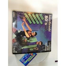 LASER KARAOKE 80's LASER DISC