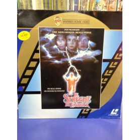 LE STREGHE DI EASTWICK LASER DISC
